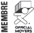 Membre official movers